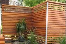 Fencing / This board is full of fencing ideas.Dog-eared pickets or horizontal slats, whatever you prefer.  / by McCoy's Building Supply