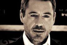 Robert Downey Jr / by Özlem Menken