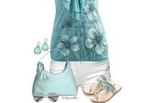 Summer beach style / Estate, vacanze... ma sempre con stile!