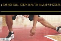 Basketball / Whether you're recovering from an injury or trying to increase your vertical jump, we've got the ins and outs for you.