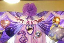 Sofia birthday party〜Tatiana 3rd BD〜.