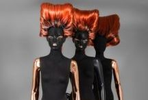 We Are Inspired by - GOLD MANNEQUINS