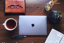 Book Blogging Tips / Tips and advice for book bloggers.