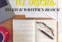Writing Tips / Writing tips and advice