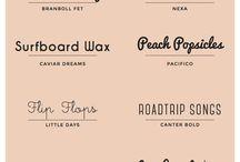 Fonts & Graphics / Fonts & Graphics