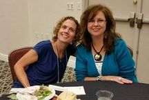 Writing Friends / Writers I've befriended at conferences and groups / by Shannon Taylor Vannatter