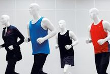 We Inspire - Sports Mannequins