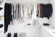 wardrobe condenscing...