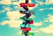 ◘ ◘ Fly Away ◘◘ / Pior que não terminar uma viagem é nunca partir. Amyr Klink