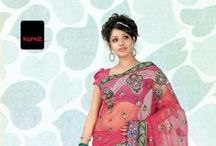 Designer Sarees / Be A Bollywood Star with #DesignerSaree Collection #StyleIndia