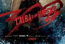 300 - L'Alba di un Impero / 300: L'Alba di un Impero, il nuovo film di Noam Murro con Sullivan Stapleton, Eva Green e Rodrigo Santoro. Dal 6 marzo al cinema. #300IT