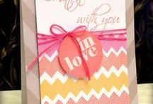 CASFridays: Zigs & Zags / Fun and trendy chevron strips. Create backgrounds and borders with ease.