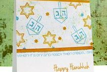 CASFridays: 8 Happy Nights / Fresh and fun, this Hanukkah set is sure to delight!