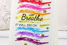 CASFridays: Breathe / This wonderful collection of supportive sentiments will warm hearts.