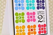 CASFridays: Bold Wishes / Cool funky designs with bold and trendy sentiments.  Great for both cardmakers and scrapbookers!