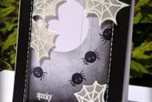 CASFridays: Spooky / Super cute Halloween stamp set from www.cas-ualfridaysstamps.com  Perfect for your cardmaking or scrapbooking delight!