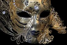 Maschere Magiche!! / Masks, masks and masks.