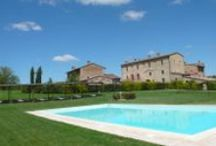 Apartments with swimming pool in Tuscany / Apartments with swimming pool in Tuscany