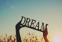 Inspiration / Inspirational and motivational