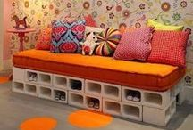 Manualidades / proyectos interesantes y divertidos  para decorar el hogar. / by Galería Oneris Decoración