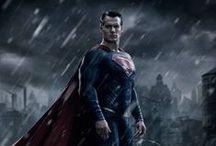 Batman v Superman / Il film di Zack Snyder, che vede protagonisti, Henry Cavill nel ruolo di Clark Kent/Superman, e Ben Affleck in quello di Bruce Wayne/Batman. #BatmanVSuperman: Dawn of Justice, gli eroi si rivelano: http://goo.gl/CdPdkn!