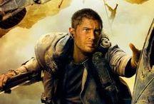 """Mad Max: Fury Road / """"Mad Max: Fury Road"""" è il quarto capitolo della saga di Mad Max/Il Guerriero della Strada. Con Charlize Theron e Tom Hardy nel ruolo di Max. Al cinema nel 2015."""