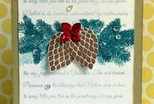 CASFridays: Pinecones & Pinecones Fri-Dies / Lovely pine sprigs and pinecones for your creative delight! This 4 x 6 clear photopolymer stamp set also features an original poem written by Michele Gross that can be used as a focal point or a beautiful background. Made in the USA  www.cas-ualfridaysstamps.com  #casfridays #pinecones #pinetrees #poetry #stamps