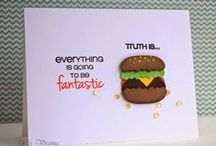 CASFridays: Truth Blooms Fri-Dies / Made in the USA, this fun little set of 2 wafer thin dies will coordinate with our Truth Is stamp set, sold separately.  Retails for $9.00 at  www.cas-ualfridaysstamps.com