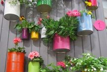 Gartenideen / Ideen für den Garten
