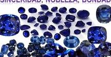 piedras preciosas (zafiros) / hermosos