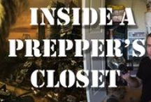 Prepping / This collection is all about prepping and being a prepper.  This will cover what items to stockpile, how to store food, what gear you will need and so on.  This is all about preparing for the worst case scenario.