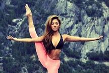 Yoga Poses / The beauty of yoga
