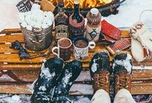 Winter Sports & Activities / Winter is not an excuse to stay indoors!  Stay active this winter with fun sports, creative activities, and winter travel destinations.