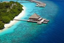 Maldives -nr 1 - Travel✈ / Maldives - Most beautiful place in the world
