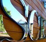 Litery przestrzenne 3d | Mińsk Mazowiecki / Litery przestrzenne 3d , logo - wzory, pomysły. Plexi, pcv, styrodur, Dibond, stal nierdzewna, podświetlane, LED, z efektem halo, tablice, tabliczki ...