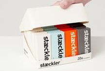 Cool packaging pieces / Inspiration by Avisera