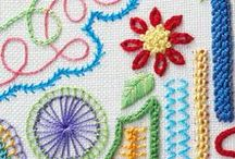 Embroidery Hints & Patterns