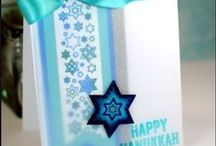 CASFridays: Star of David / Star of David 4 x 6  clear photopolymer stamp set made in the USA  www.cas-ualfridaysstamps.com