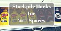 Stockpile! / Stockpiling is the best way to save money on groceries! Learn how to Stockpile with these tips and tricks!