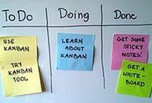 Organisation / Kanban, Tipps, Tricks, Selbstorganisation
