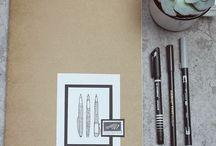 Bullet Journal | bujo | Ideen / Bullet Journal, Ideen, Bujo, Notizbuch, Kalender, Planer