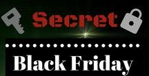 Black Friday Secrets / Secrets to getting the best deals on Black Friday to save money all year long!