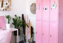 DIY | Bastelzimmer | Crafting Room | Einrichtung | / Organisation, Bastelzimmer, Kreativ Raum, Arbeitsbereich, Einrichtung, Verstauen