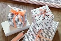Gift packaging & wrapping