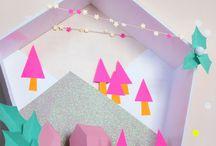 DIY | Papier | Paper / DIY Ideen mit Papier