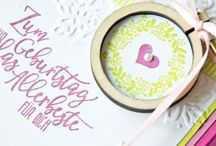 Stampin'up! | Verpackungen | Geschenkverpackungen | Boxen / Verpackungen, Boxen, Schachteln, Tüten mit Produkten von Stampin'up!