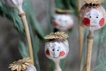 DIY | Naturmaterialien | Basteln | Geschenke | Deko / Aus Naturmaterialien kannst wunderschöne DIY Geschenke basteln. Ob aus Stöckern, Treibholz, Muscheln oder Steinen...