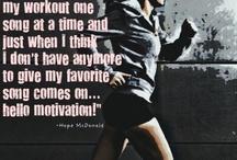 Staying fit, having fun!