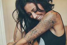 Tatted / by Ashlyn Burke🌻