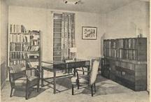 1930's interior design